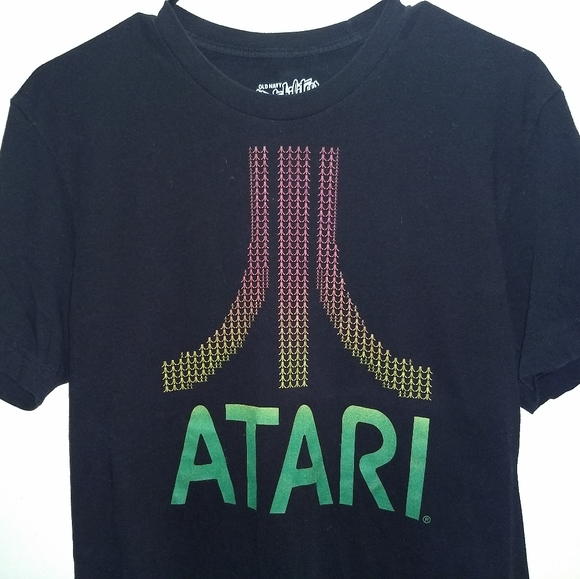 Old Navy Other - ATARI RETRO T-SHIRT 👕 CLASSIC VIDEO GAME TEE
